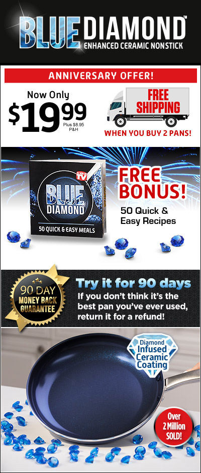 Order Blue Diamond™ Now!